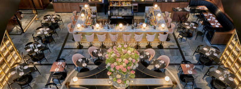Bar & Restaurant design Award 2017 Ottobre London