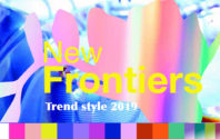 New Frontiers trend lifestyle 2019